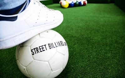 CalcioBiliardo : il modo per unire il mondo del pallone con il biliardo